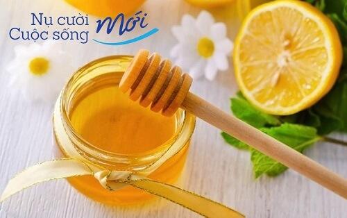 trị viêm phế quản bằng mật ong