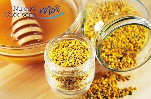 trị viêm phế quản bằng mật ong 10