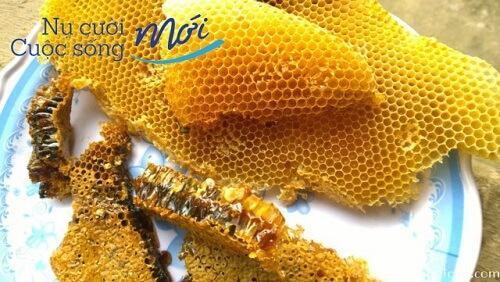 dùng mật ong chữa xuất huyết tử cung 2
