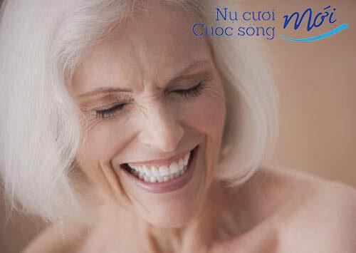 Nụ cười giúp nâng cao tuổi thọ