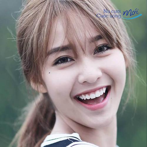 Nụ cười tươi